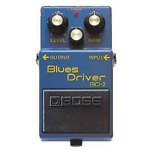 WANTED: Boss Blues Driver BD-2