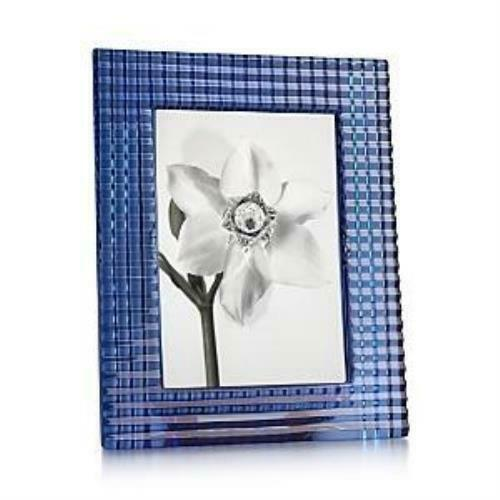 BACCARAT - Blue Eye Picture Frame