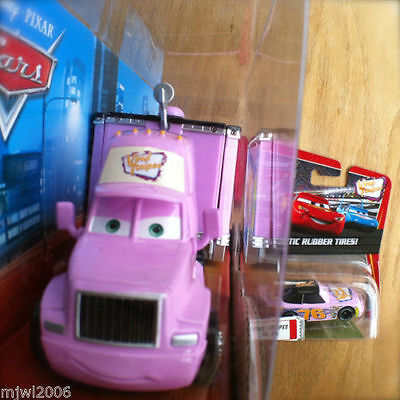Piston Cup haulers are based on a Kentoworth cab