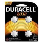 Duracell CR2032 CR2032 Single Use Batteries