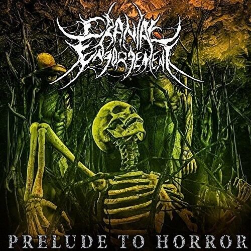 Cranial Engorgement - Prelude To Horror [New CD]