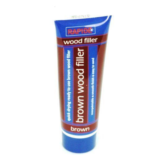 Brown Wood Filler Ebay
