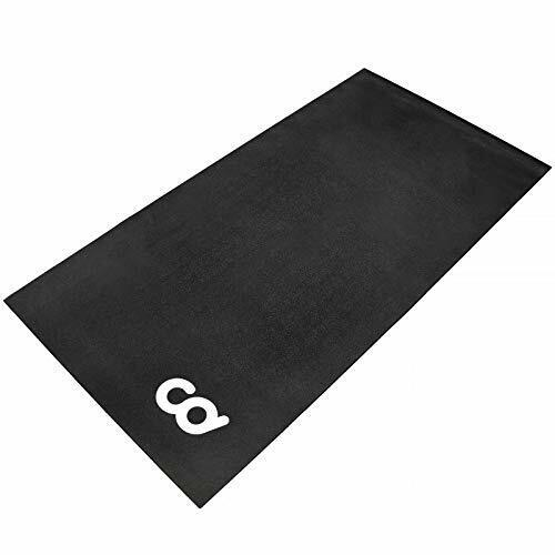 Bicycle Trainer Spin Bike Floor Mat Indoor Cycle Exercise Eq