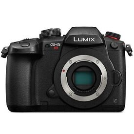 Panasonic Lumix GH5S Mirrorless Camera Body - Only A Couple Of Weeks Old - Like New - Save £550