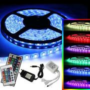 led band selbstklebend lichtschl uche ketten ebay. Black Bedroom Furniture Sets. Home Design Ideas