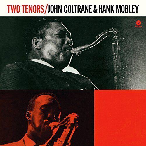 John Coltrane & Hank Mobley  - Two Tenors LP Vinyl WAX TIME RECORDS