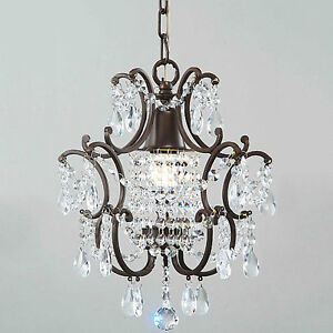Classic crystal chandelier pendant lamp ceiling light for Classic home lighting
