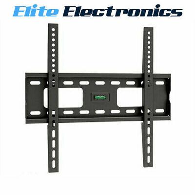 Prolink 75Kg Heavy Duty Fixed Curved Flat TV Panel Wall Mount BKT1060