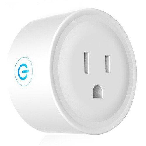 Deco Gear 2 Pack WiFi Smart Plug (Compatible with Amazon Alexa & Google Home)