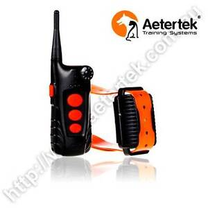 Aetertek 918C 1 Dog Remote Training Collar Rechargeable Trainer Welshpool Canning Area Preview