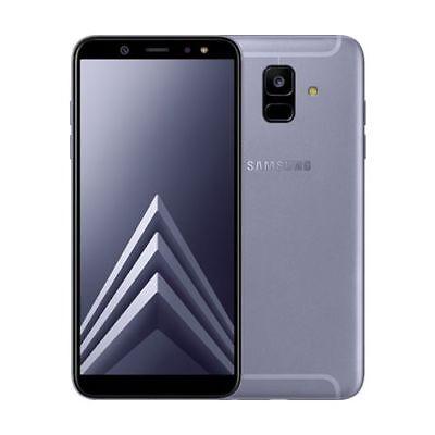 SAMSUNG Galaxy A6 Plus 2018 32 GB Dual Sim Lavender NEU OVP Rechnung vom Händler