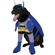 Dog Halloween Costume Batman