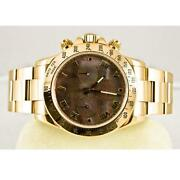 Rolex 18K Solid Gold Watch
