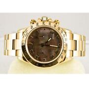 Rolex 18K Solid Gold Watch