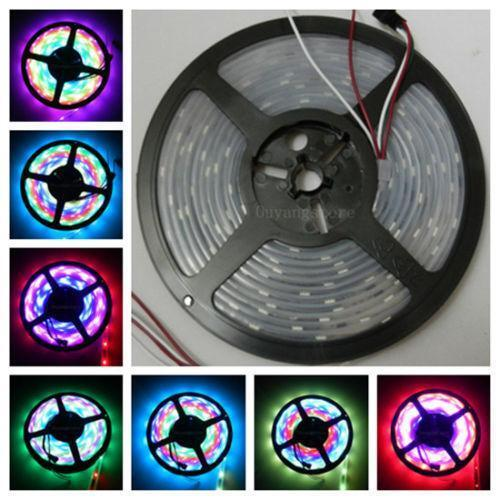 12 Volt Dc Led Light Fixtures: 12 Volt DC LED Strip Lights