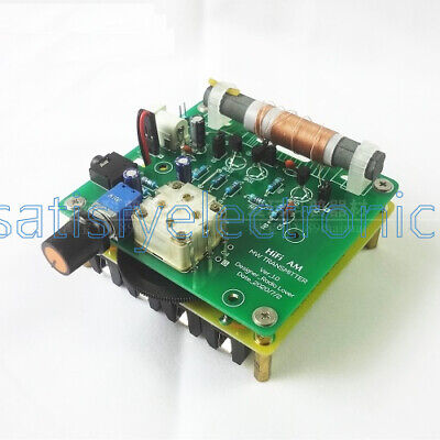 1pcs Amt-mw207 525-1605khz Mw Medium Wave Transmitter Am Radio Transmitter New