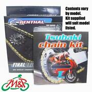R6 Chain and Sprockets