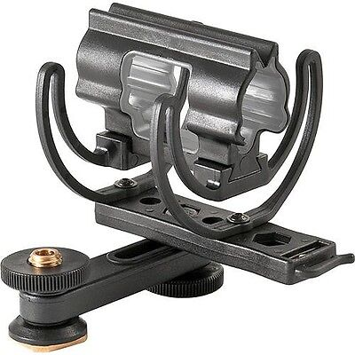 Rycote InVision Video Hot Shoe Microphone Suspension - Lyre Shockmount Rycote Hot Shoe