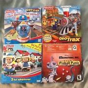 GeoTrax DVD
