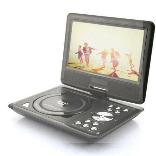 portable tv dvd player ebay. Black Bedroom Furniture Sets. Home Design Ideas