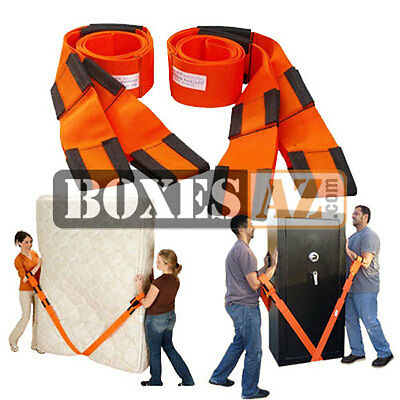 Forearm Forklift Lifting Straps and Moving Straps FREE SHIPPING New