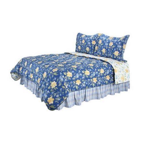 Laura Ashley Comforters And Bedding, Laura Ashley Bluebirds Bedding