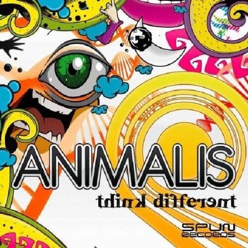 ANIMALIS - THINK DIFFERENT  CD NEU