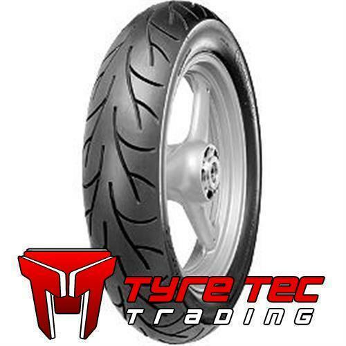 110/80-18 58V Continental CONTI GO Front Motorcycle Motorbike Tyre 100/80V18 NEW