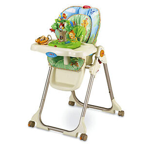 Looking for rainforest high chair