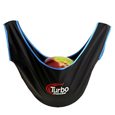 Turbo Grips Bowling Ball See Saw Super Shine Ball Caddy Blue Free ship!](Super Bowl Accessories)