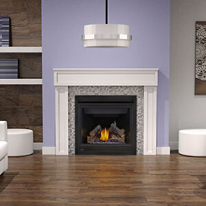 """Continental by Napoleon 36"""" Direct Vent Fireplace"""