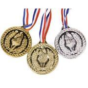 Plastic Medals