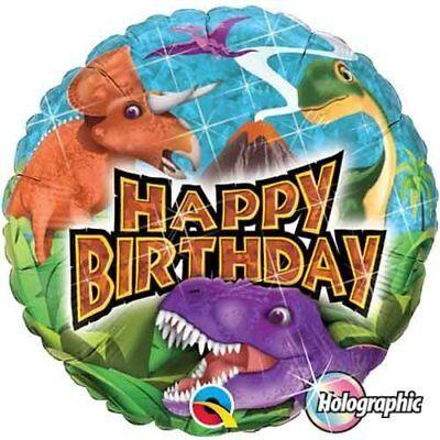 Dinosaur Birthday Party Supplies T-Rex Balloon Bouquet Decorations