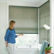 Cordless Pleated Shade
