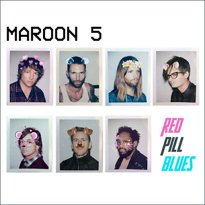 Maroon 5 - Red Pill Blues [New Vinyl LP] Explicit