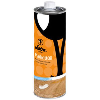 LOBA Parkett Oil 1L Pflegeöl für geölte Parkettböden,