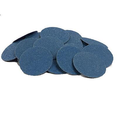 25- 3 Roloc Zirconia Quick Change Sanding Disc 80 Grit
