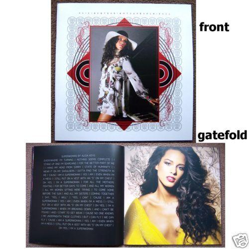 Alicia Keys As I Am Experience 2008 Tour Book New Rare