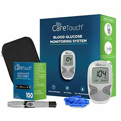 Care Touch Diabetes Testing Kit - Care Touch Blood Glucose M