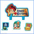 Pirates Cake Candles