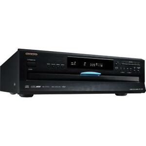 Onkyo DXC390 - 6-disc CD Carousel Changer