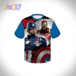 6248-Camiseta-CIVIL-WAR-Capitan-America-manga-corta