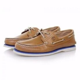 Timberland sailing boat shoes UK 8.5 new in box