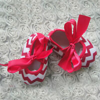 Chevron Baby Crib Shoes { Little Lamb Clothing & Accessories }