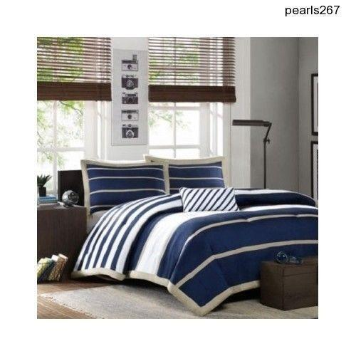 Nautical Queen Comforter