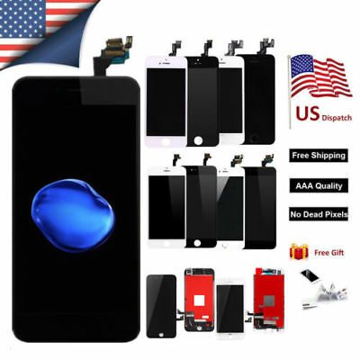 (iPhone 7 plus LCD AAA+ Display Touch Screen Replacement with Home button Camera)