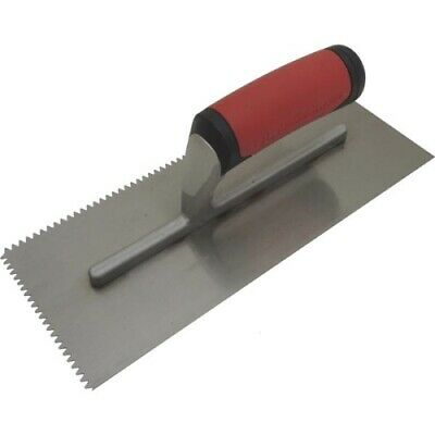 Marshalltown Nt677 Notched Trowel 316 X 532-inch V-soft Grip Handle