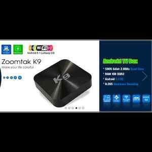 Android TV Box/Starting 69.99/ZOOMTAK T8V/ K9/ T8X/ MXQPRO/T95X/ Cambridge Kitchener Area image 4