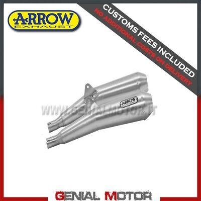 Exhausts Arrow Pro Racing Steel Triumph Thruxton 1200 2016 > 2019 Triumph Thruxton Racing