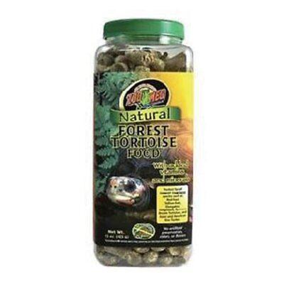 Zoo Med Natural Forest Tortoise Food 35 Oz Natural Forest Tortoise Food